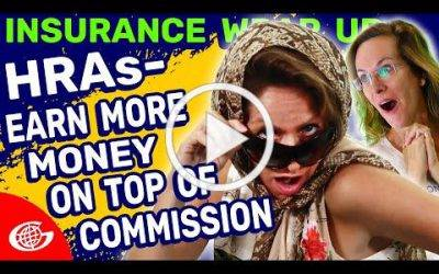 HRA's – Earn More Money on top of Commission