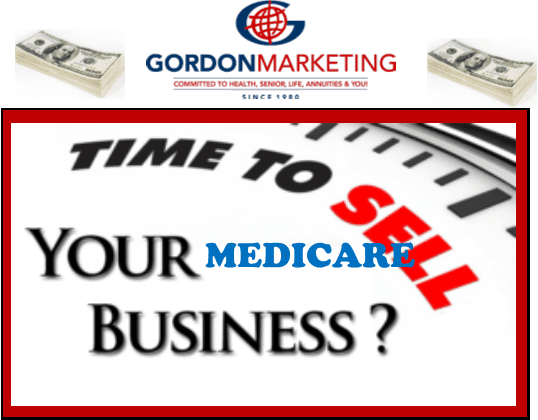 How do you sell your Medicare Block of Business?