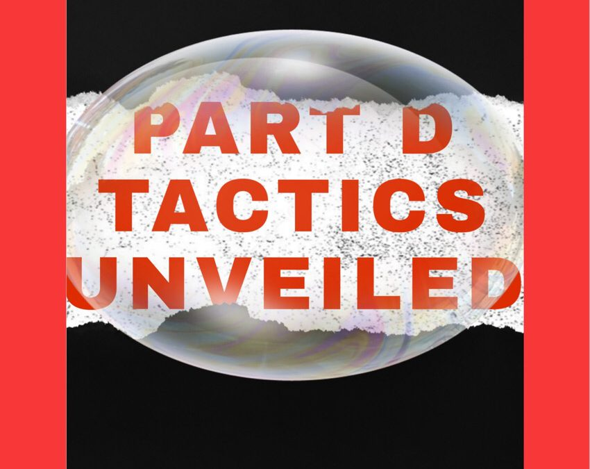 part d tactics